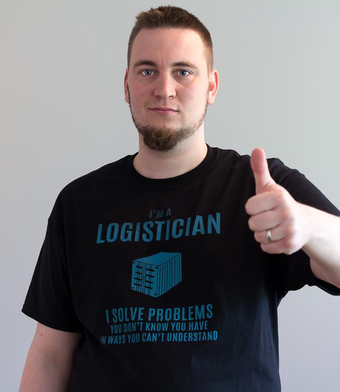 Jesse - Logistician